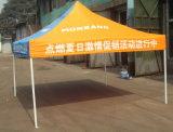 het Aluminium Gazebo die van het Dak van het Metaal van 3X3m Tent vouwen