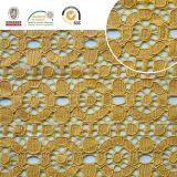Merletto di Polyster della fusione di immaginazione della guarnizione del poliestere del tessuto del merletto del ricamo di alta qualità 2017 per gli indumenti & le tessile domestiche Ln10043