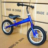 """جديات طفلة دفع ميزان درّاجة درّاجة 12 """" اللون الأزرق"""