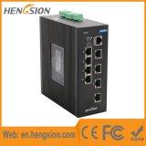8 Schakelaar van de haven & de Industriële Poe Ethernet van het Netwerk van 2 Gigabit SFP