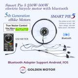 Slimme Pastei 5 Uitrusting van de Omzetting van de Fiets van de Generatie 200W-400W de Elektrische