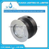 CE IP68 Luz LED Underground
