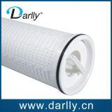 Alta cartuccia di filtro da flusso pp per il petrochimico