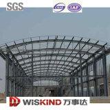 Garage en acier préfabriqué d'entrepôt de Wiskind