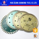 110mm Turbo Saw Blade para techos de corte en seco