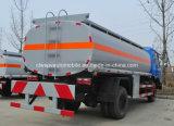 Dongfeng 4X2 180HP reabastece o caminhão de tanque 12000 litro caminhão de petroleiro do combustível