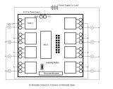 Commutateur de télécommande RF sans fil pour Gate Kl-K803