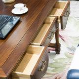 家庭内オフィスの家具As809のための米国式の木のオフィス表