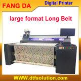 디지털 큰 크기 구를 것이다 롤을%s 편평한 벨트 인쇄 기계
