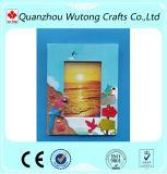 Fornitore domestico su ordinazione del blocco per grafici della foto della maschera della resina del regalo della decorazione