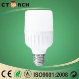 고품질 LED T 전구 빛 PC+Aluminum 시리즈