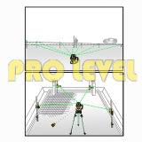 Niveau laser rotatif double grade (SRE Laser Vert-207G)
