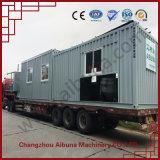 Entfernbarer und umweltfreundlicher containerisierter spezieller trockener Mörtel-Produktionszweig