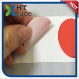 Le double acrylique blanc rouge de Vhb de mousse de doublure de desserrage a dégrossi bande