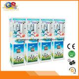 Machine de grue de chocolat de sucrerie de poupée d'arcade de jeu de griffe de jouet à vendre