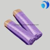 Мешки Drawstring HDPE/LDPE с подгонянным печатание