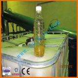 ガソリンおよびディーゼル燃料に装置をリサイクルする使用された燃料庫の重油