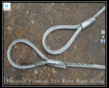 Flemish Eye Steel Wire Rope Sling Fabricant