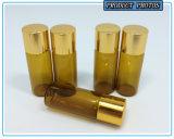 5 ml Amber esencial botella de cristal Aceite de 5 ml frascos de cristal