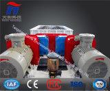 よの中国鉱山のための二重歯が生えたロール粉砕機