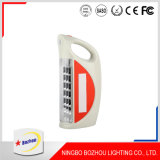 Fabricante luz 12V portátil recargable LED de luz de emergencia