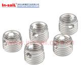 ステンレス鋼の糸の回転挿入製造業者の中国シンセンの工場
