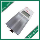 Бумажная коробка ботинка индикации картона с концом магнита