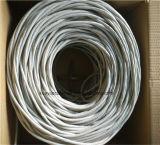 4 de CAT6 pares de cabo de LAN/cabo do computador/cabo de dados/cabo de uma comunicação/cabo/conetor audio