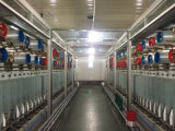 Heet Verkoop Texturized Garen 66-2800 Tex van de Glasvezel van het Zwerven van de Behandeling Wit Stevig Bulk