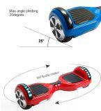 LED 빛을%s 가진 2개의 바퀴 전기 스쿠터 각자 평형 바퀴