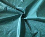 400t нейлон из тафты ткань с маслом для Cire вниз куртки