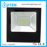 외부 플러드 빛 100W LED 투광 조명등 IP65 옥외 LED 점화