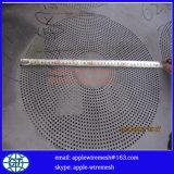 0.5mmから4.0mmの厚さの穴があいた金属のパネル