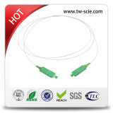 Sm Simplex Sc-Sc interior mm Conector de fibra óptica Patch Cord