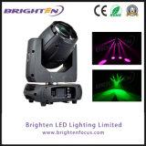 小型150W移動光ビームをつける情報処理機能をもった段階