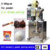3 en 1 equipo de café en polvo de la máquina de embalaje