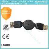 Câble USB 2016 1,8 m USB noir