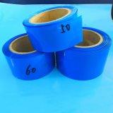 Tubazione dello Shrink di calore del PVC di RoHS per il pacchetto del pacchetto/condensatore della batteria di litio