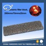 Spezieller Silikon-Karbid-Filter-Block für Metallwasser