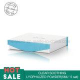 Nutrire la polvere liofilizzata lenitiva libera stabilita di cura di pelle delle cicatrici dell'acne della pulitrice dei pori del Facial di controllo dell'olio