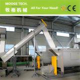 L'agriculture PE PP film plastique Lavage machine de recyclage des déchets