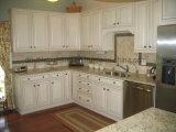 Amerikanischer Eichen-Küche-Möbel-festes Holz-Küche-Schrank