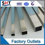 2017 de Vierkante Buis Van uitstekende kwaliteit van het Roestvrij staal van de Levering van de Fabriek van China