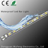 IP67 impermeabilizan la tira rígida del LED