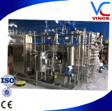 Type de tubulure en acier inoxydable Pasteurisateur de lait Uht
