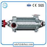Motopompa antincendi centrifuga ad alta pressione a più stadi elettrica