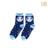 Socken mit Tier geht Little Boy-Socken-kundenspezifische Größen-Socken voran