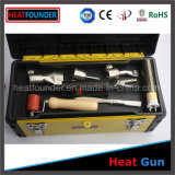 Arma Handheld del aire caliente con los accesorios