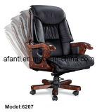 Director rotatorio ergonómico de cuero ejecutivo Boss Chair (A178) de la oficina