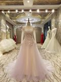 New Arrival 2017 Multi-Color Marriage Pale Pink Wedding Dresses
